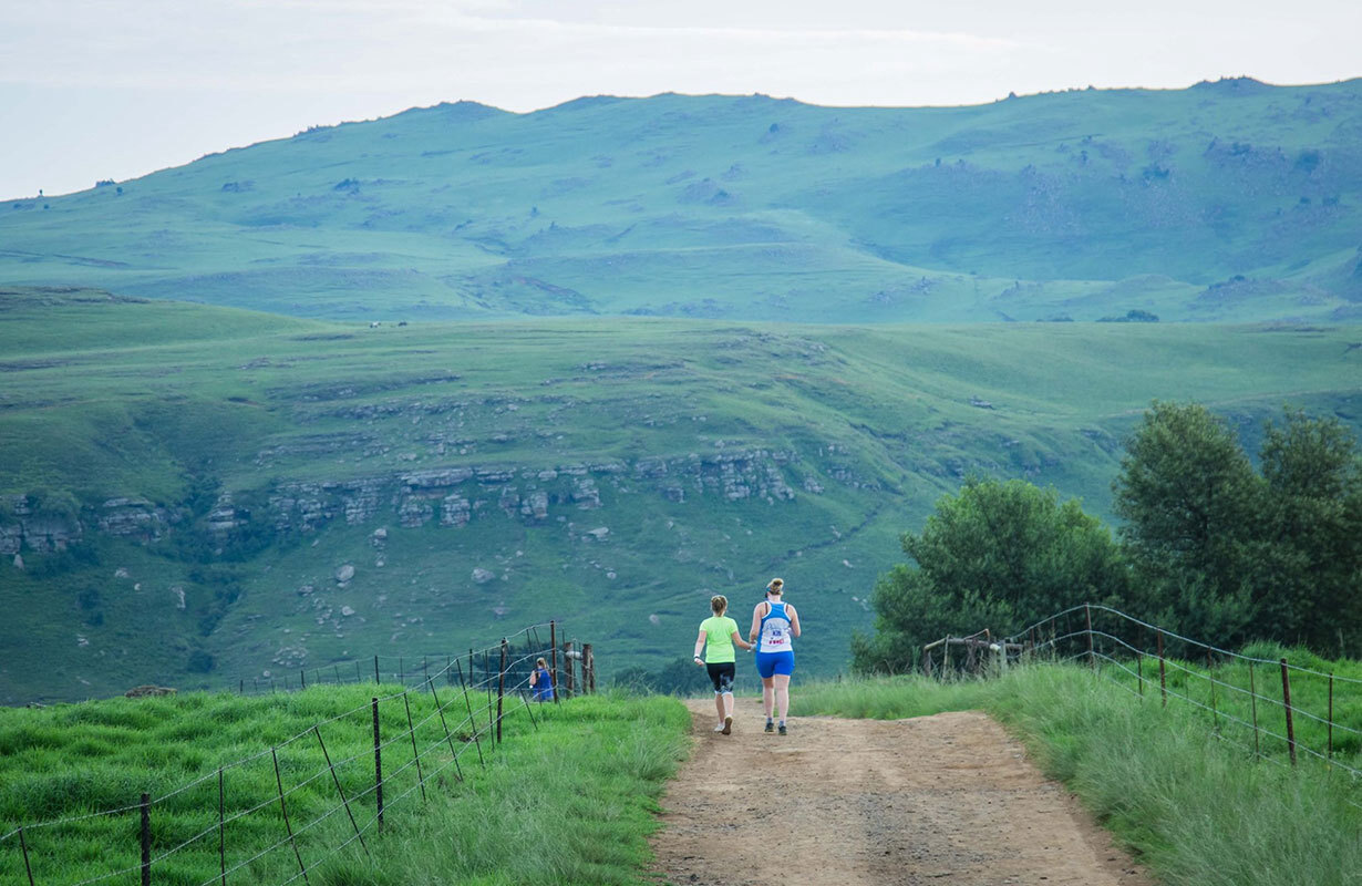 Bold shakeup to Berg trails
